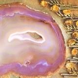 メノウ Agate Ⅰ〈33 x 61 cm メノウ〉
