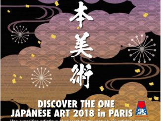 DISCOVER THE ONE JAPANESE ART 2018 in Paris